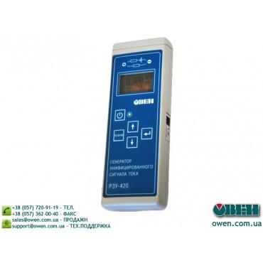 Генератор унифицированного сигнала тока ОВЕН РЗУ-420