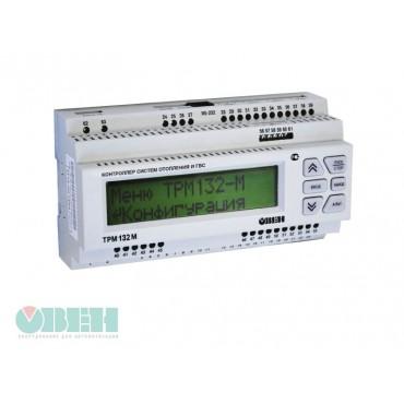 Контроллеры для систем отопления и ГВС ТРМ132М