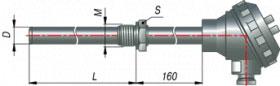 Конструктивное исполнение ДТП135