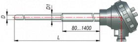 Конструктивное исполнение ДТП145