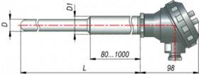 Конструктивное исполнение ДТП155