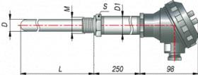 Конструктивное исполнение ДТП165