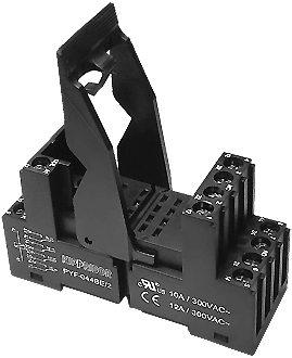 Зажим пластмассовый удерживающий. BS-4/36P