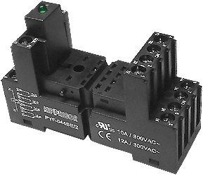 Модуль LED-индикации. Предназначен для индикации работы реле