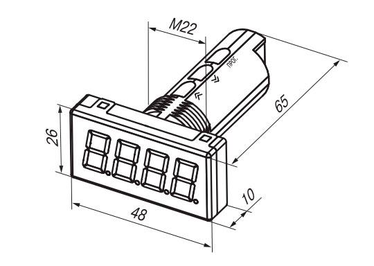 Конструктивное исполнение ИТП-11