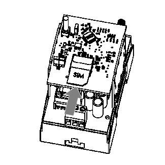 Установка SIM карты