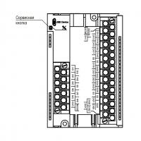 Общая схема подключения МВ210-212