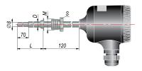 ДТПХ055 термопары с выходным сигналом 4…20 мА