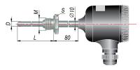 ДТПХ065 термопары с выходным сигналом 4…20 мА