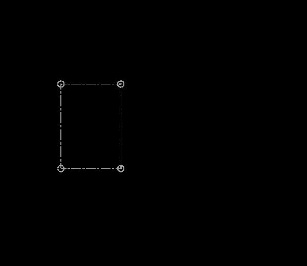 Габаритные размеры ПКГ100-Н4.СО2