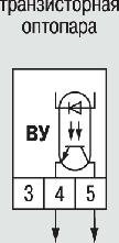 Измеритель-регулятор одноканальный с RS-485 ОВЕН ТРМ201. Схемы подключения