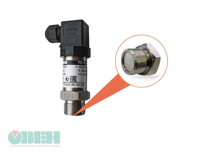 Датчик давления ПД100-ДИ2.5-115-0.25-EXD